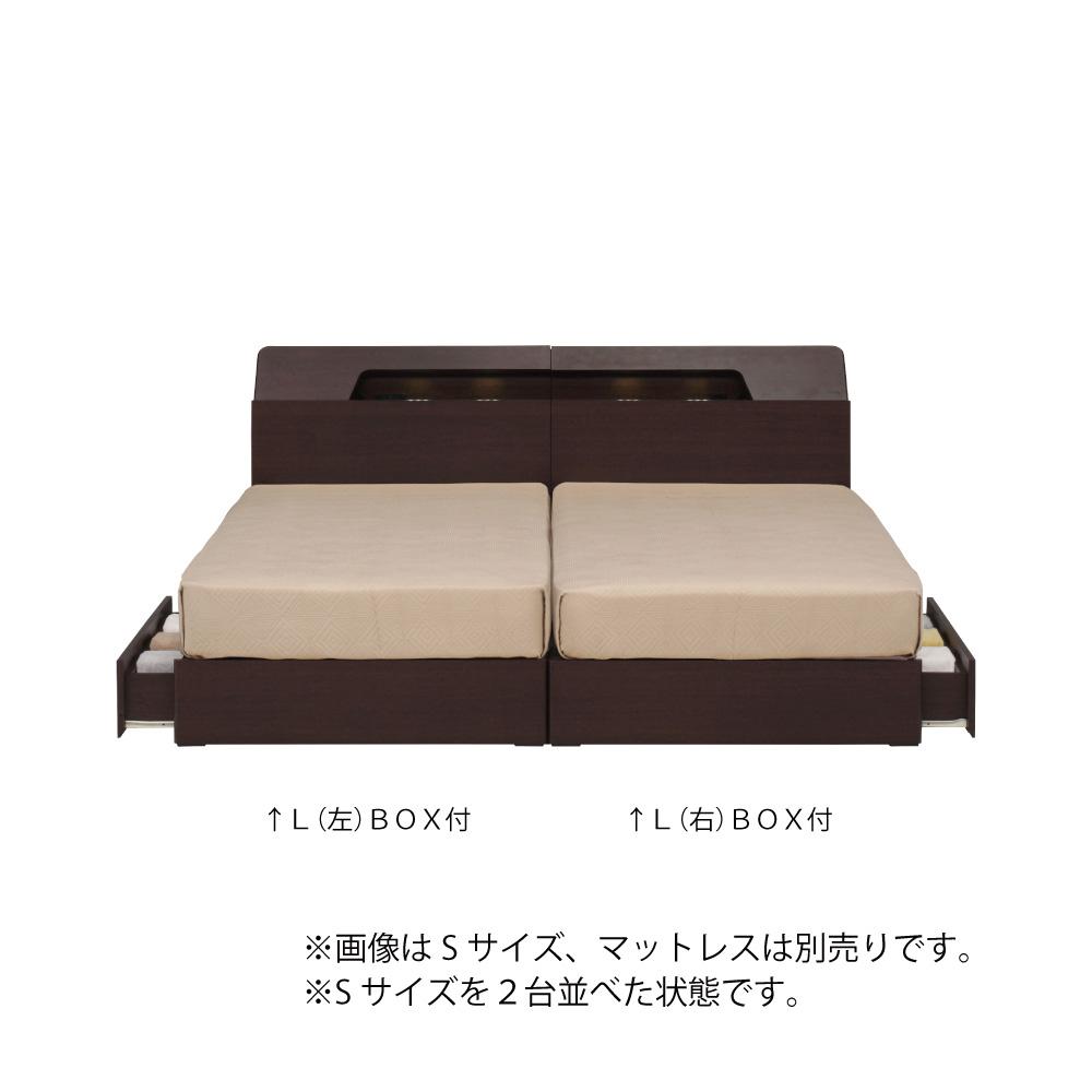 棚付引付Sフレーム(左BOX付) w01013