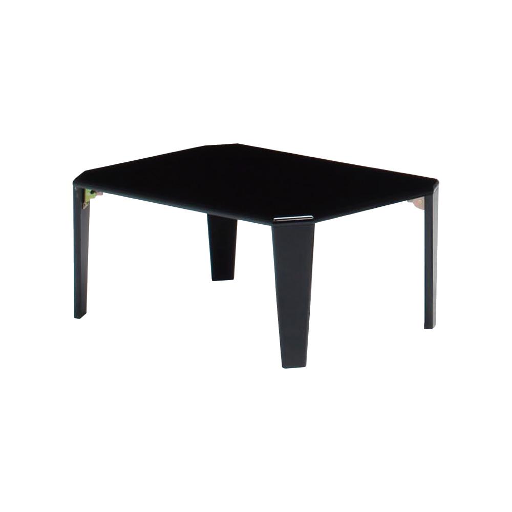 75鏡面折れ脚テーブル w13831