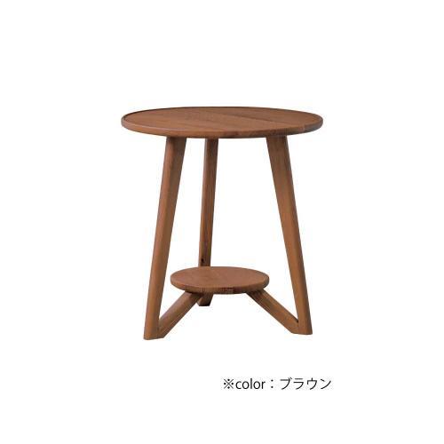 40円形サイドテーブル w16323