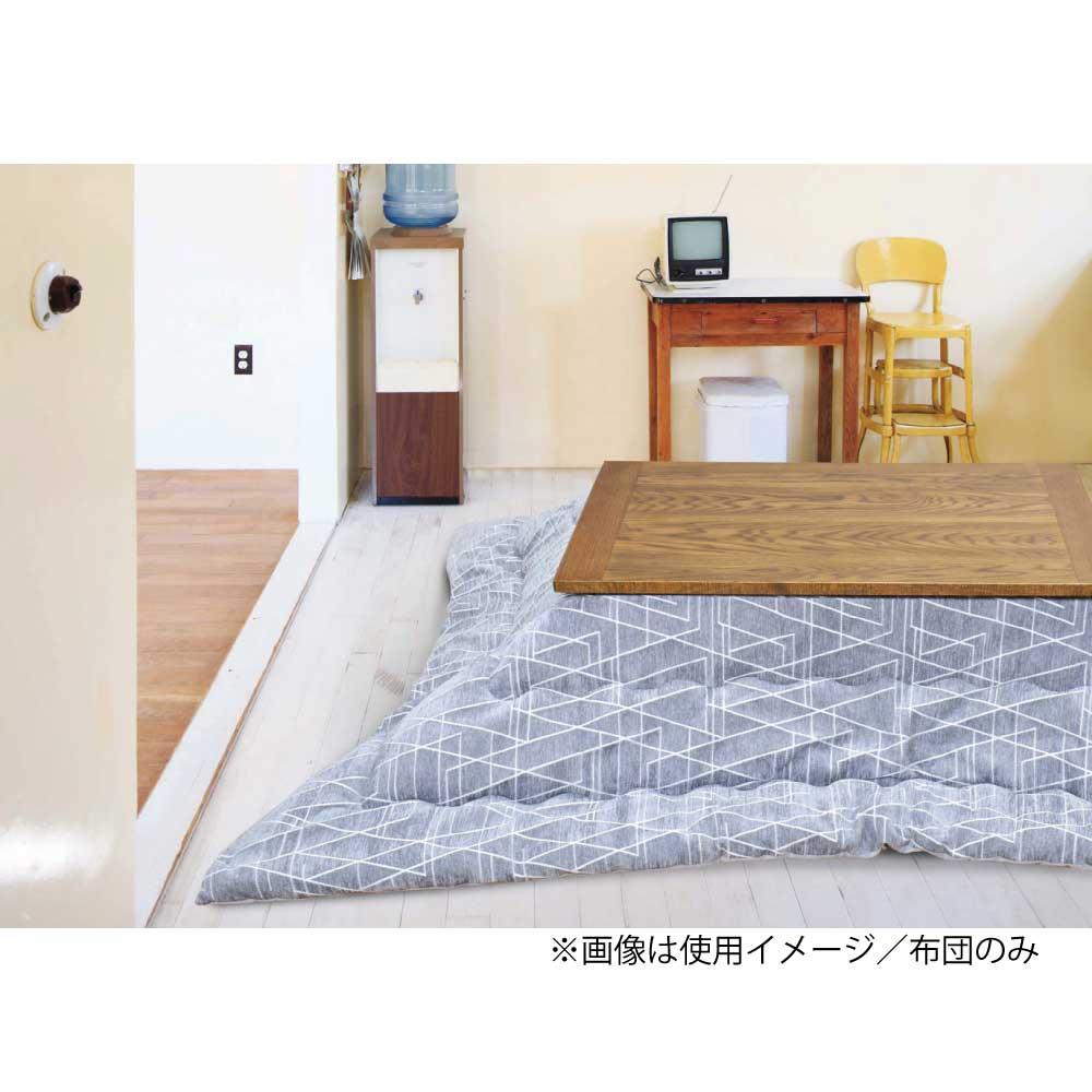 [2019コタツ]コタツ薄掛布団 No.455 w11731
