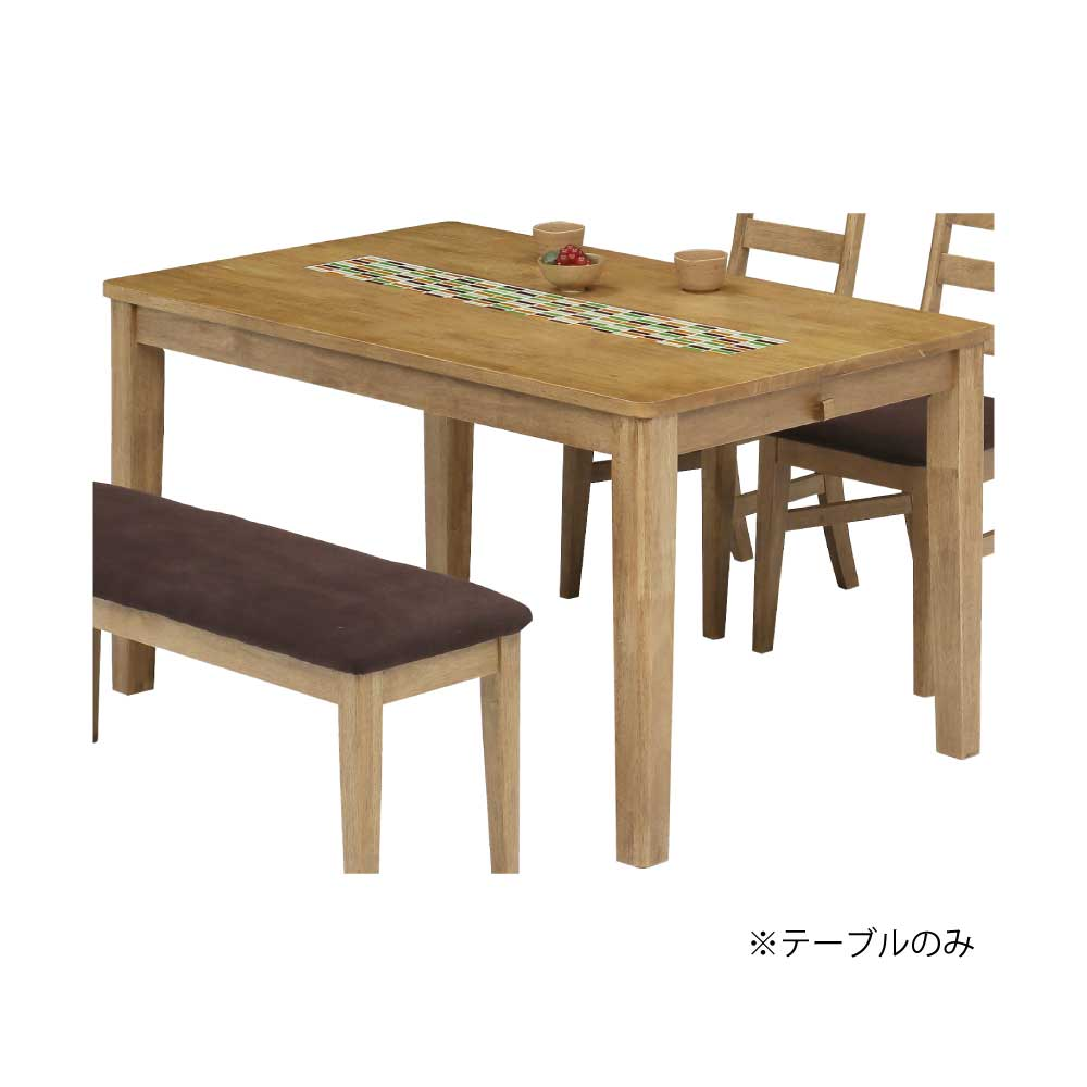 130食堂テーブル NA w07993
