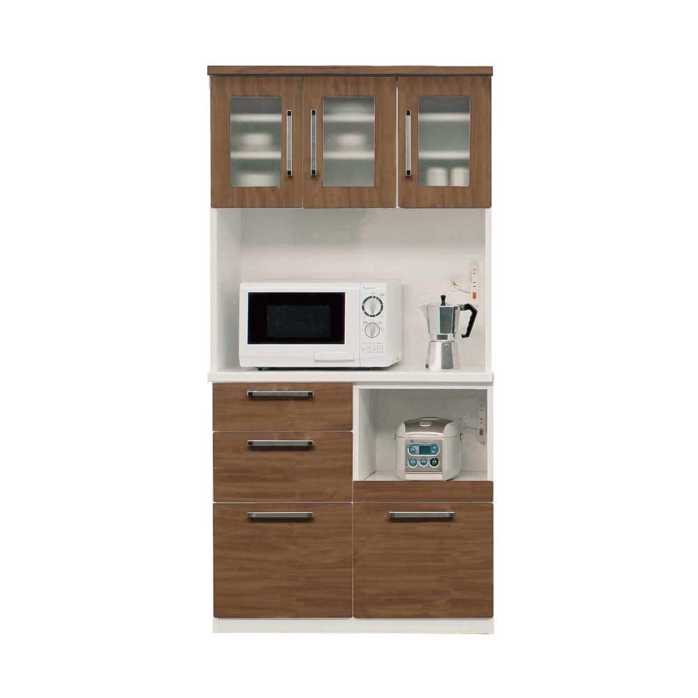 90OP食器棚 WN w16854