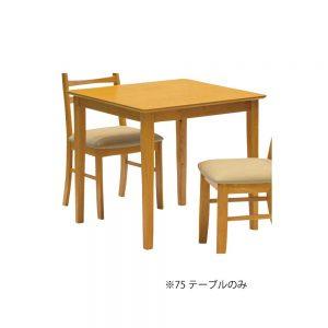 75食堂テーブル w17141