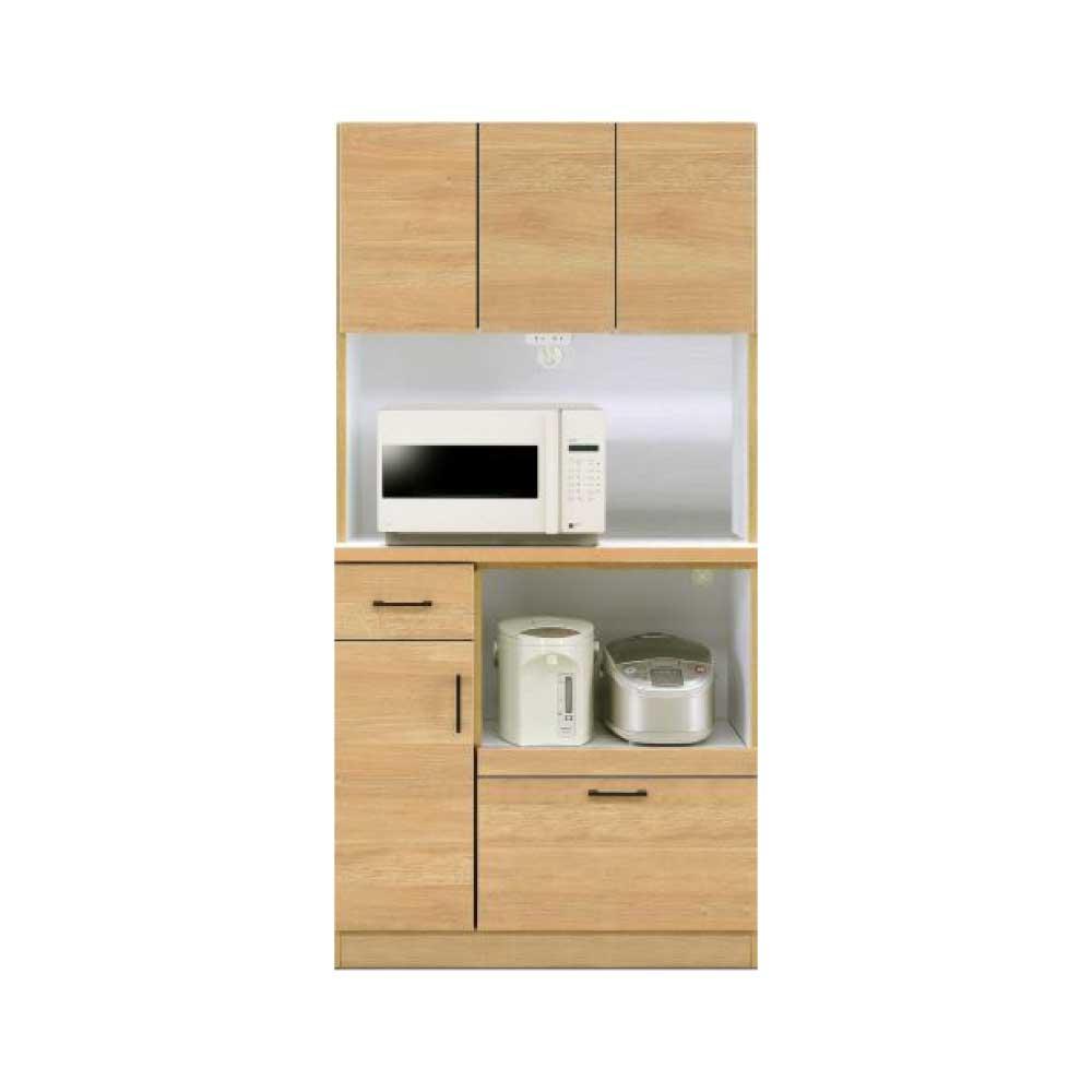 90OP食器棚 NA w00022