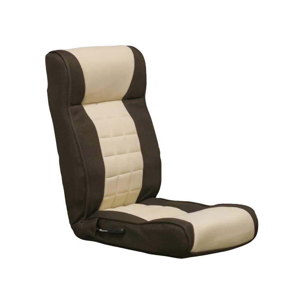 レバー式ハイバック座椅子w16688