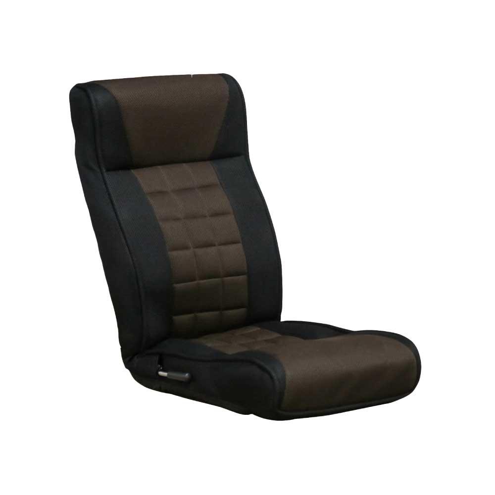 レバー式ハイバック座椅子w16689