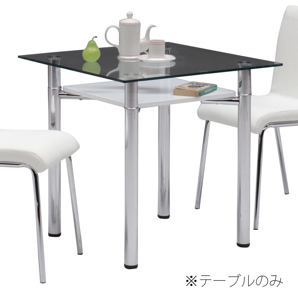 75食堂ガラステーブル w08103