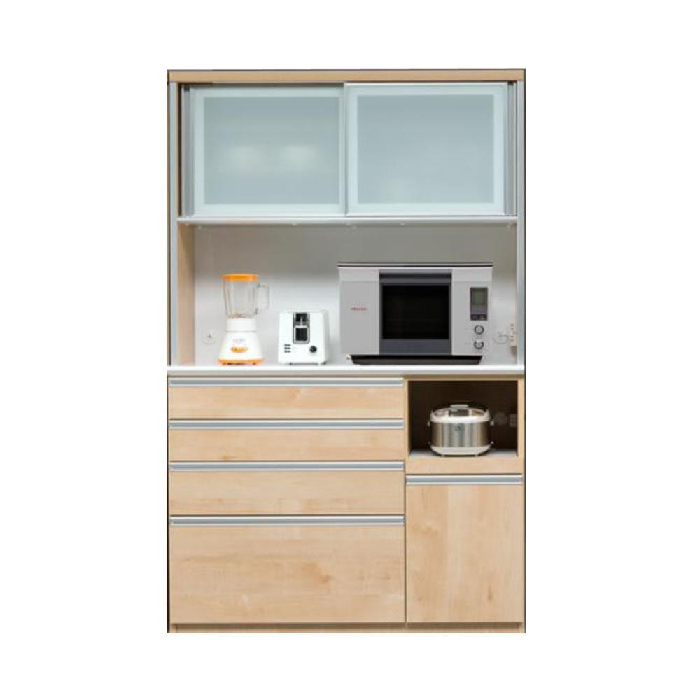 120OP食器棚 w01188
