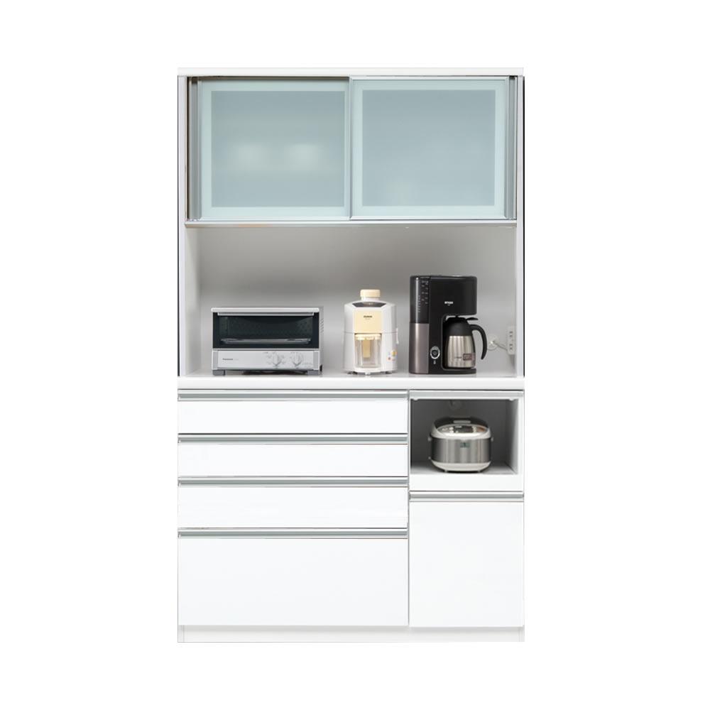 120OP食器棚 w01191