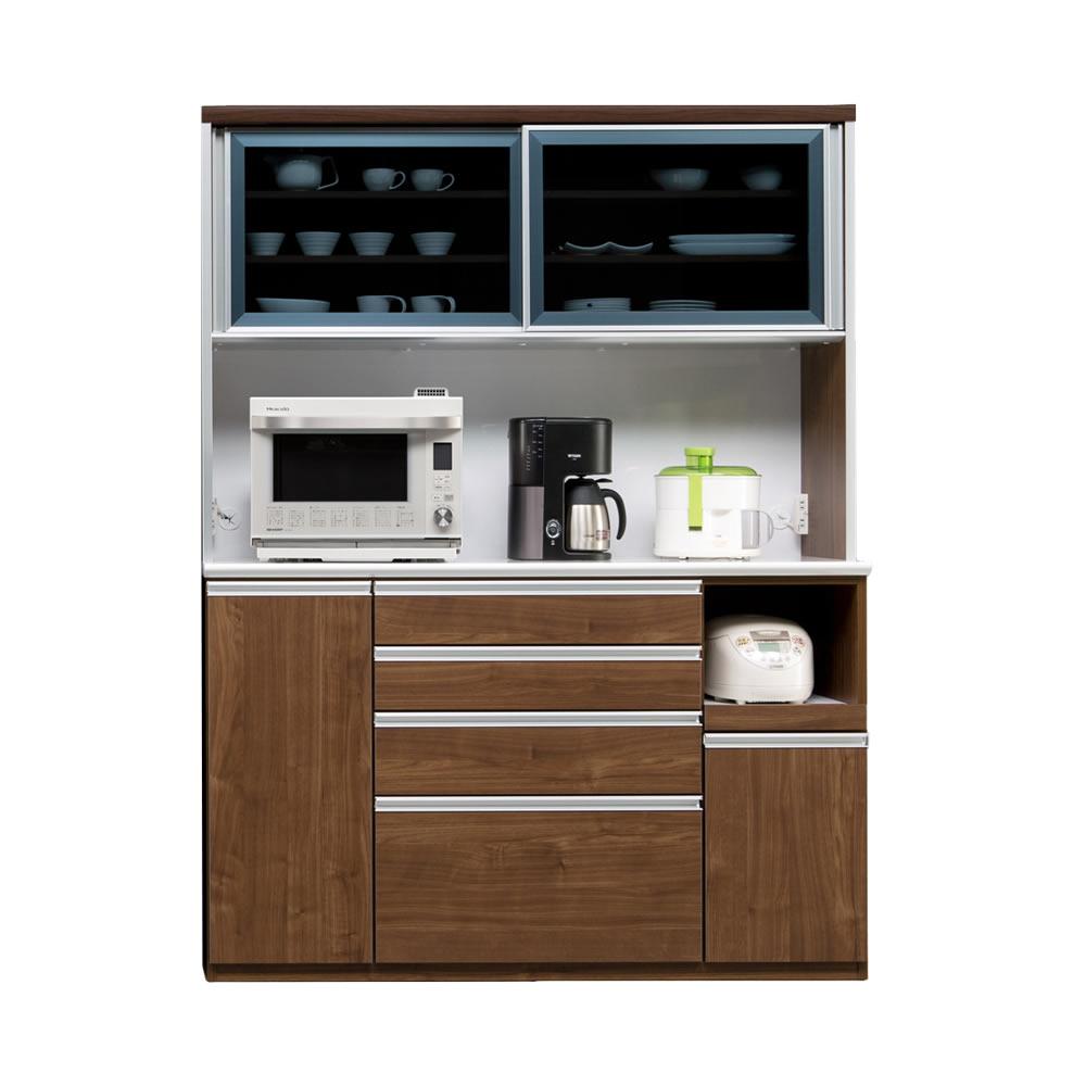 150OP食器棚 w01196