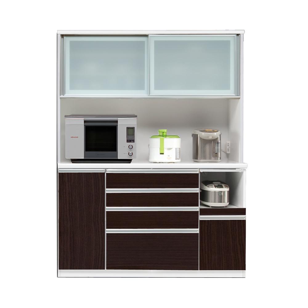150OP食器棚 w01199