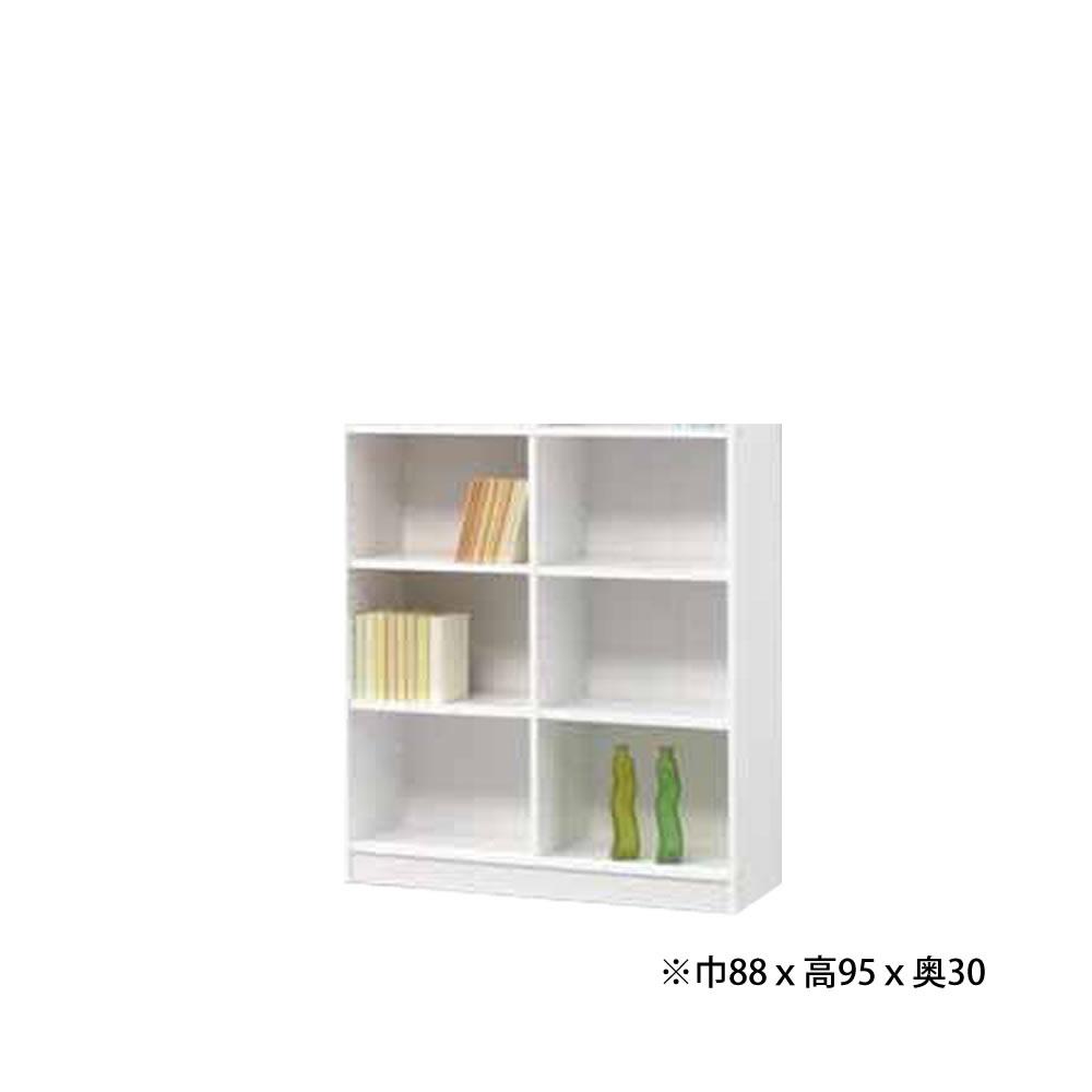 多目的書棚 w09158