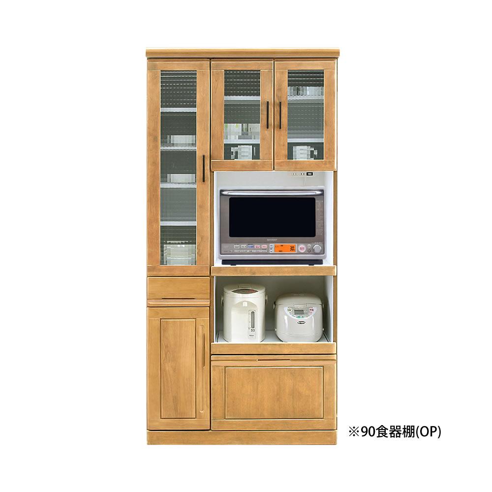 90OP食器棚 w00016