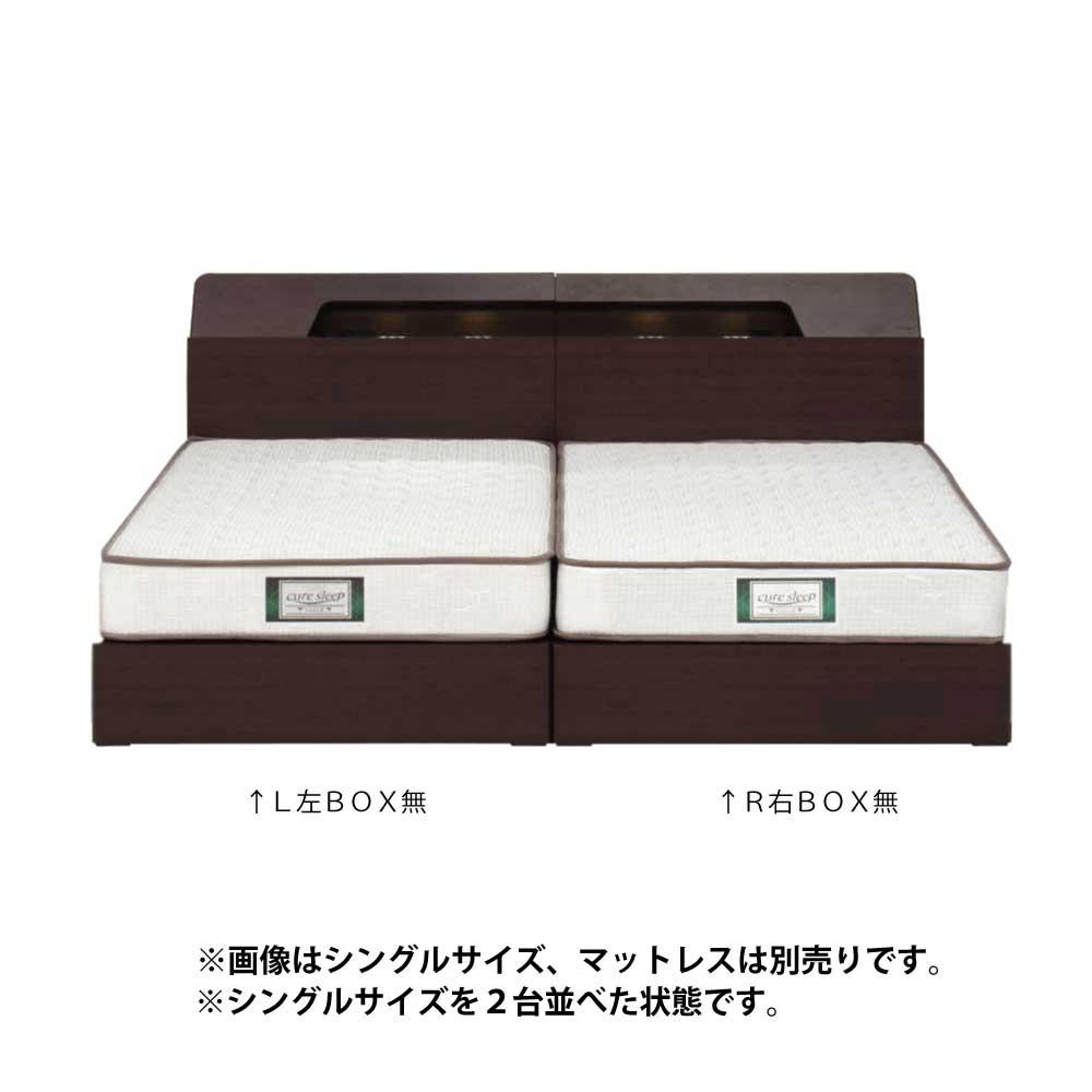 棚付引無Sフレーム(左BOX無) w01029
