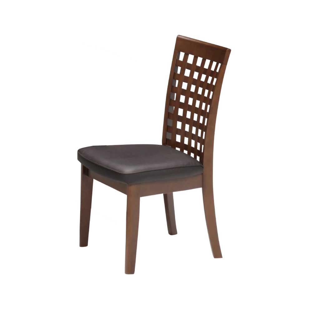 肘無固定食堂椅子 BR w14197