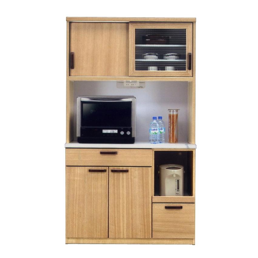 105OP食器棚 w00703