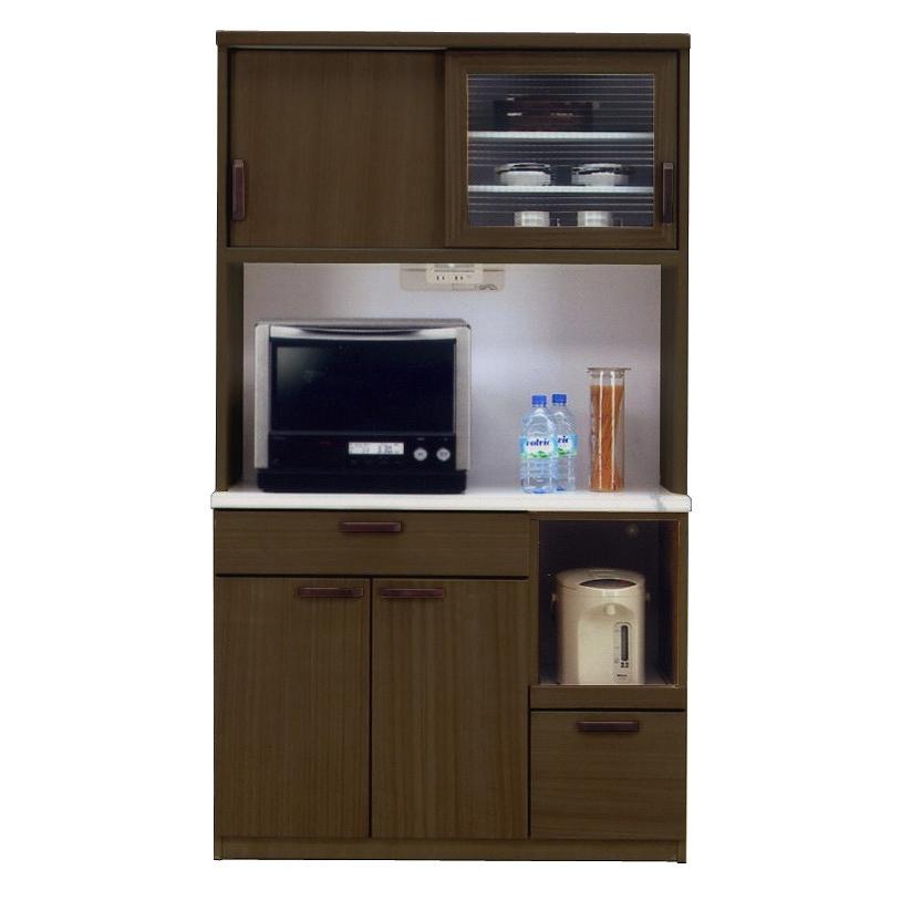 105OP食器棚 w00706