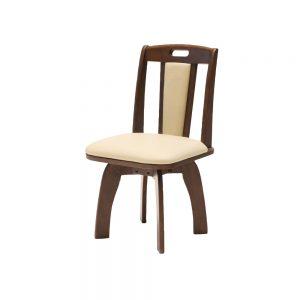 回転食堂椅子 w16818