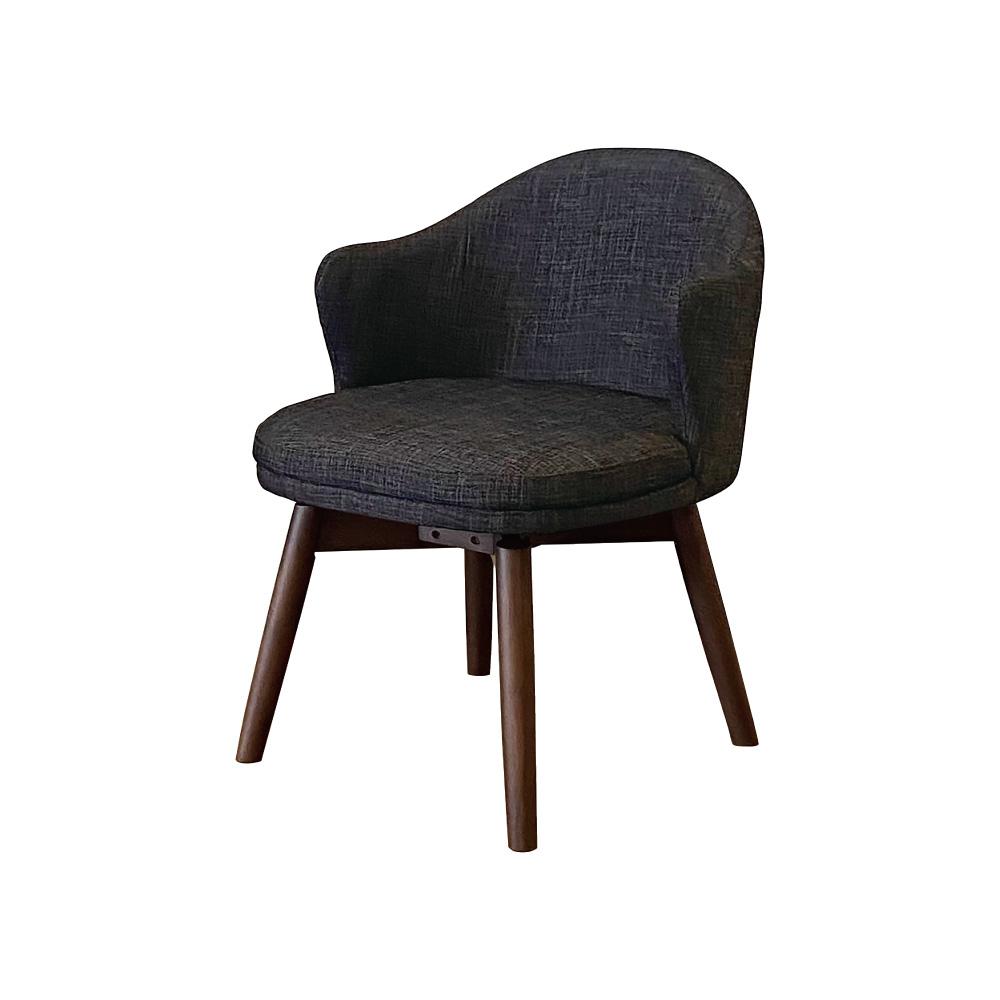 肘付回転椅子 w17430