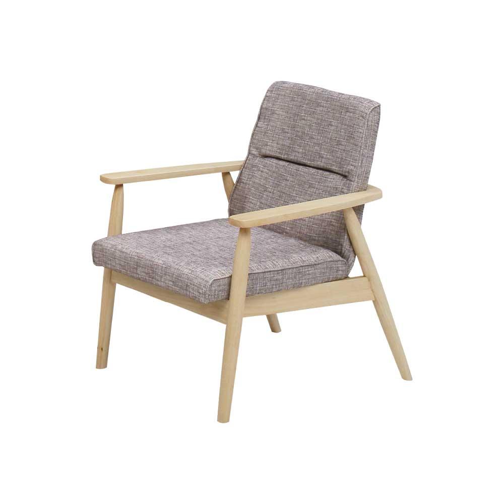 肘付食堂椅子 w17438