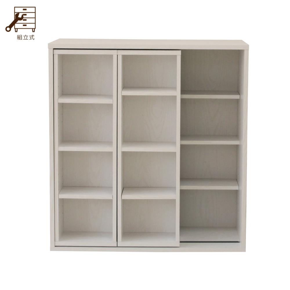 スライド書棚 w14010
