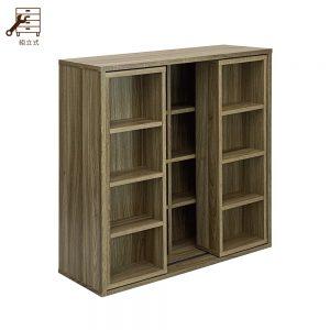 スライド書棚 w17457