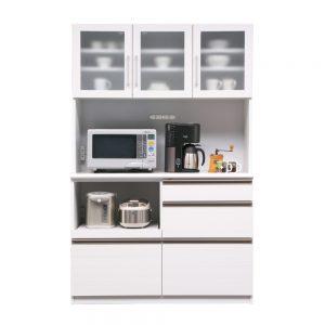 120オープン食器棚 w01293
